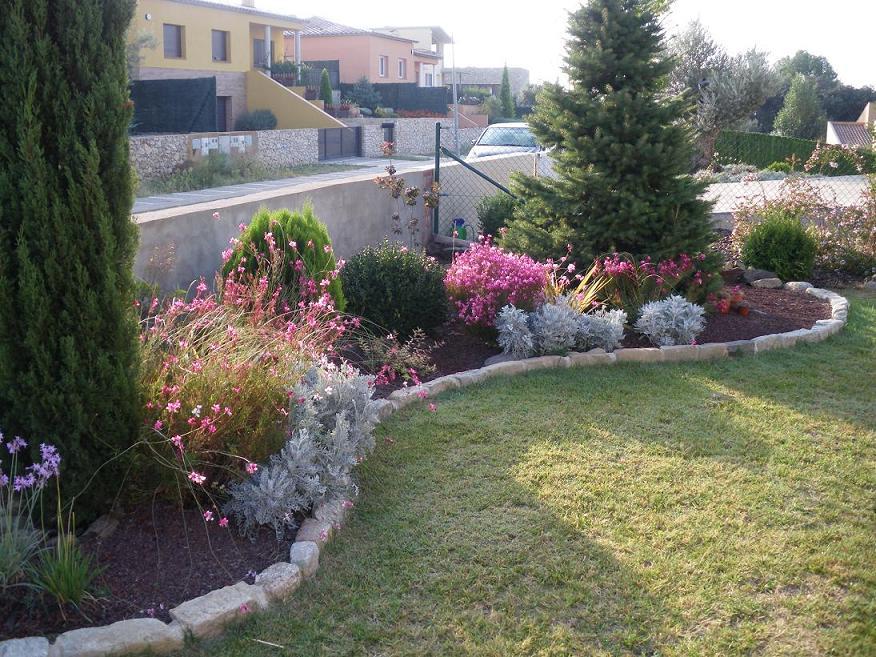 Un jardin en el puente for Infos jardin