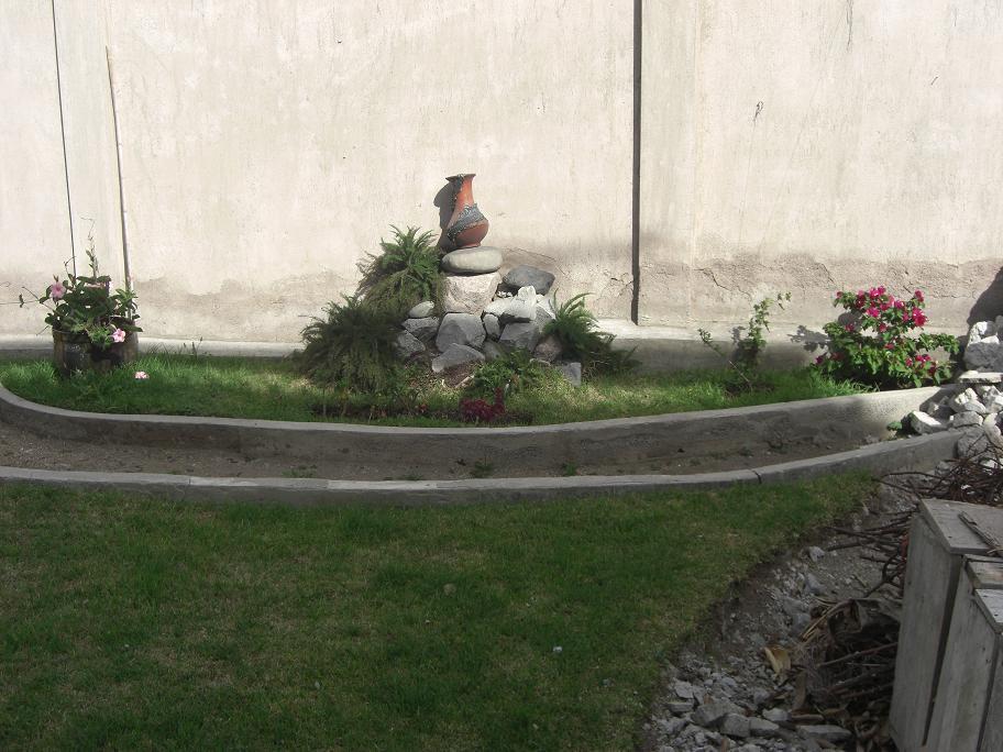 Jard n en quito ecuador qu plantas poner for Jardines verticales quito ecuador