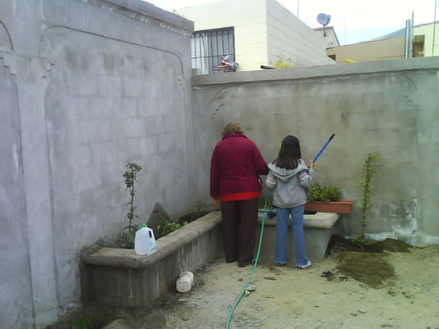 Re como decorar mi jard n trasero pictures to pin on pinterest - Como decorar mi jardin ...